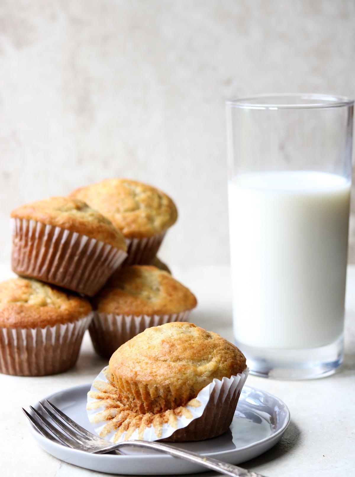 Banana Muffin photo